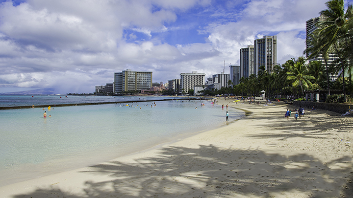 A place to begin multi island Hawaii vacations.