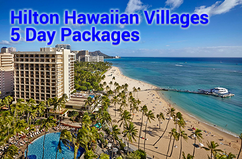 Flights to Hawaii: Discounts on Tickets and Packages - Air to Hawaii