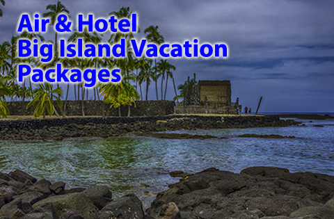 Air and Hotel Big Island Vacation Packages 480x315 - B. Inouye