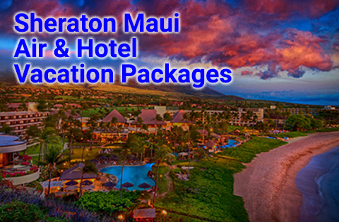 Sheraton Maui Vacation Packages 480x315a - Starwood Asset Library