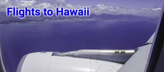 Flights to Hawaii start as low as $361 from the west coast.*